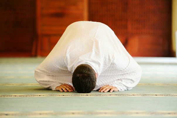 prostrating